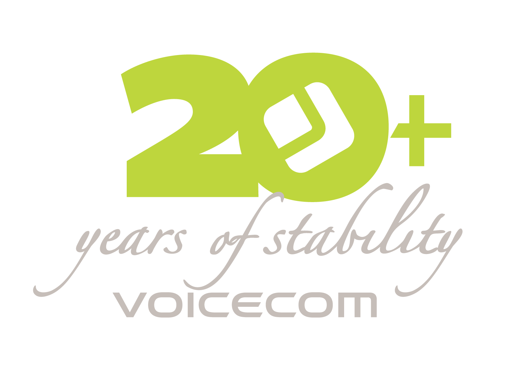 Voicecom: 20 years of stability